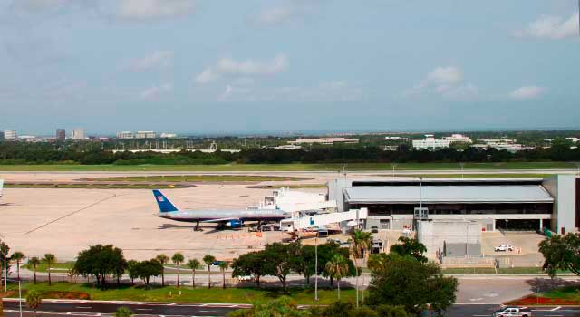Tampa Airport (IATA: TPA) is the 3rd busiest airport in Florida.